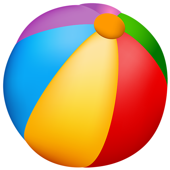 Ball multicolored