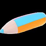Pencil multicolored